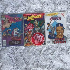 Comic Book Bundle NWT